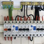 electrical shop fitting
