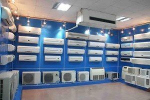 wide range of air conditioning systems