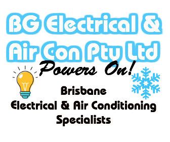 BG Electrical & Air Con Logo
